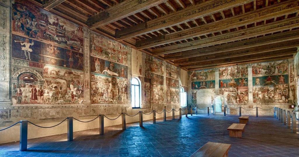 Resultado de imagen de palazzo schifanoia