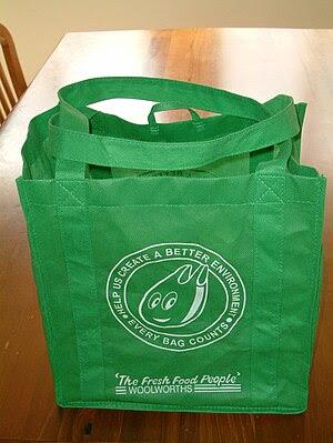 Australian Green Bag