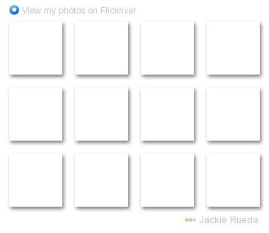 Jackie Rueda - View my 'Números' set on Flickriver