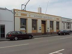 Scinde Building, Napier