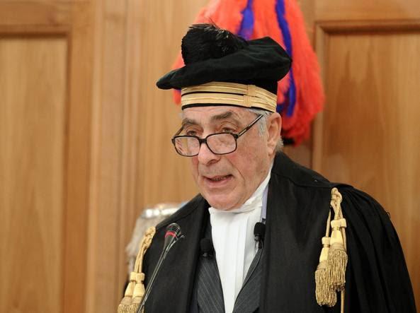 Salvatore Nottola, procuratore generale della Corte dei conti  (Imagoeconomica)