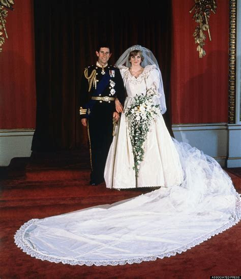 Princess Diana's Wedding Dress To Be Gifted To Prince