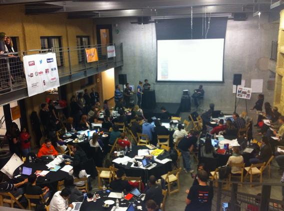 ESPNW Hackathon 2012 Stanford 2