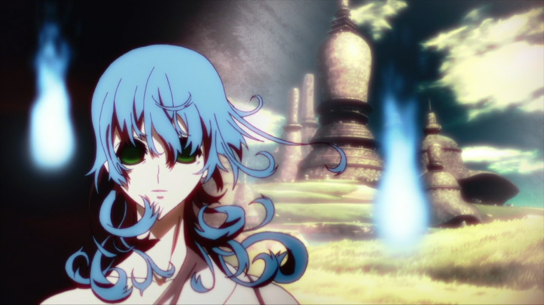 屍鬼 Corpse Demon 第21話 感想付き アニメ壁紙置き場