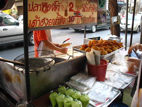Fry Bread Stand