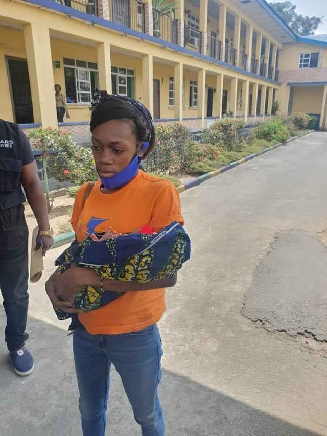 Police uncover Rivers baby factory, arrest seven, rescue newborn