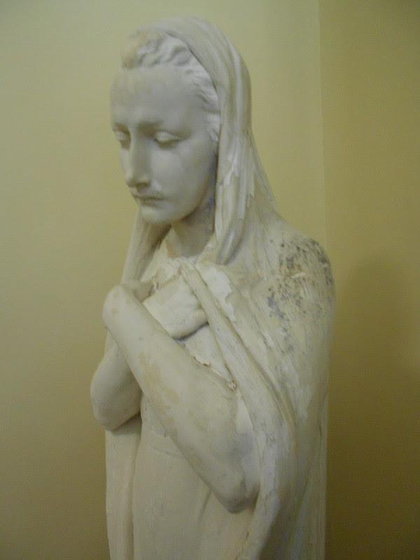 Madonna della pace, Virgilio Milani