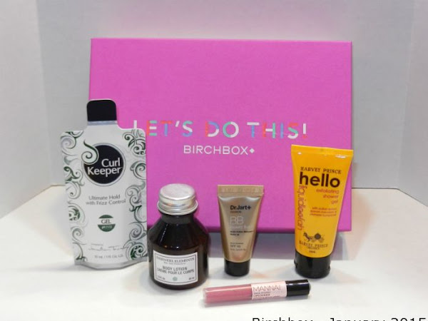 Birchbox Review: January 2015