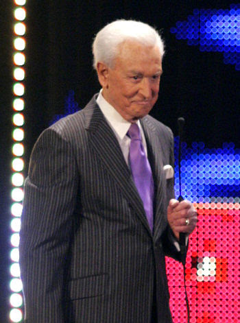 English: I took this picture of Bob Barker at ...