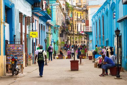 The way we left Cuba