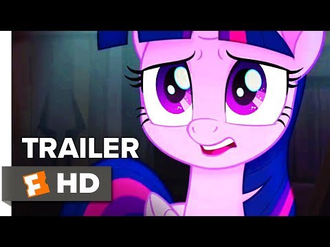 My Little Pony, la película: Último trailer revelado