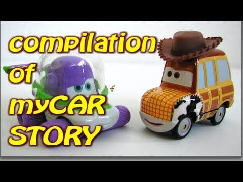My Car story from my kids toys | Car | Cartoon | Movie