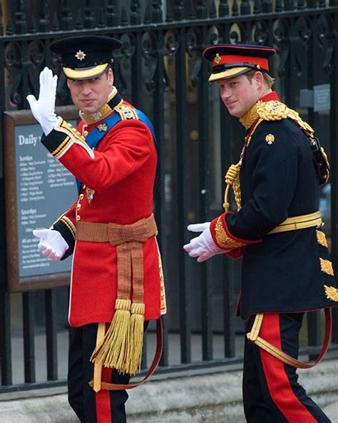 Prince William won't be Prince Harry's best man at royal