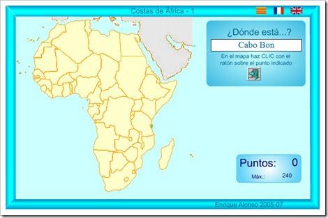 COSTAS DE ÁFRICA 1