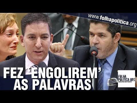 Delegado Waldir defende Sergio Moro e faz Glenn Greenwald, Maria do Rosário e esquerdistas engolirem as palavras