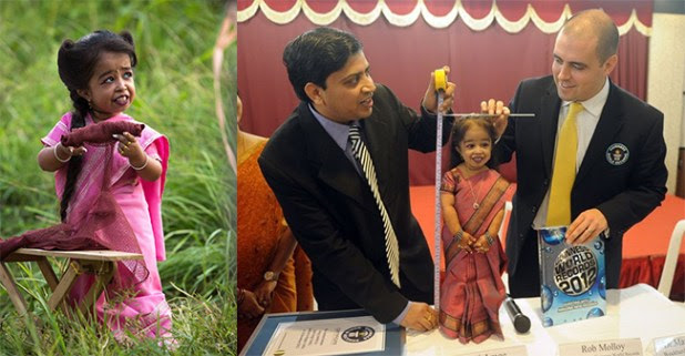 Happy Birthday Jyoti Amge: Lesser Known Facts About This World's Shortest Lady
