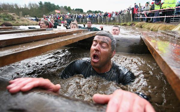 perierga.gr - Ο σκληρότερος αγώνας στον κόσμο!