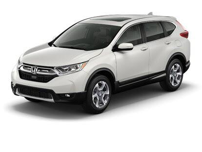 2017 Honda Suv Models