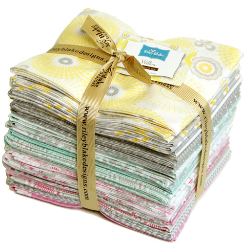 Willow Collection FQ Bundle for Design Team Wednesday's Giveaway!!