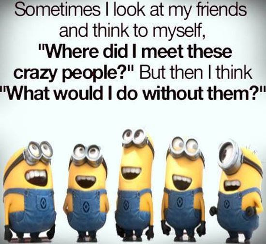 Top 30 Minions Friendship Quotes 14 Friendship Quotes Best Friend