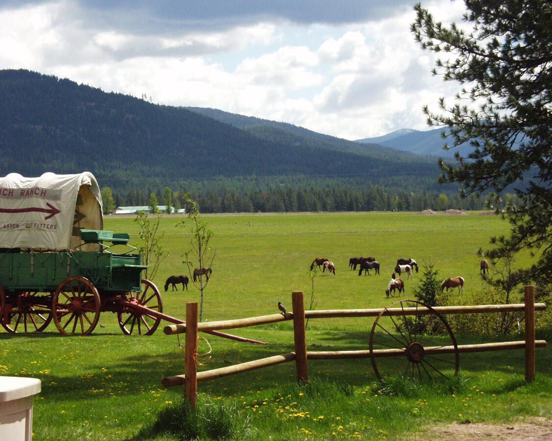 Montana Dude Ranch Vacations  Richs Montana Guest Ranch