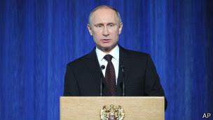 Vladimir Putin | Foto: AP