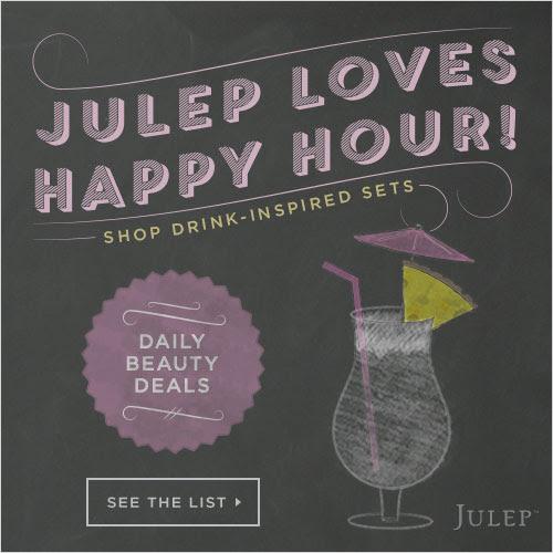 Julep Happy Hour