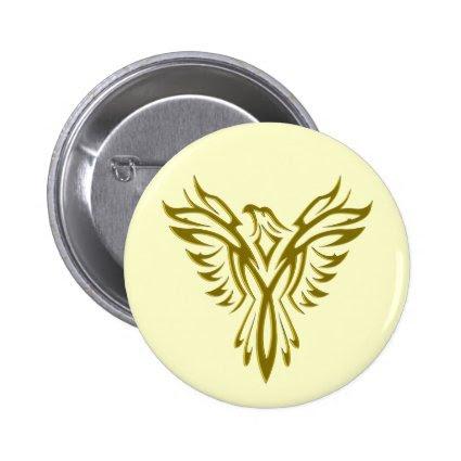 Phoenix Rising badge / button