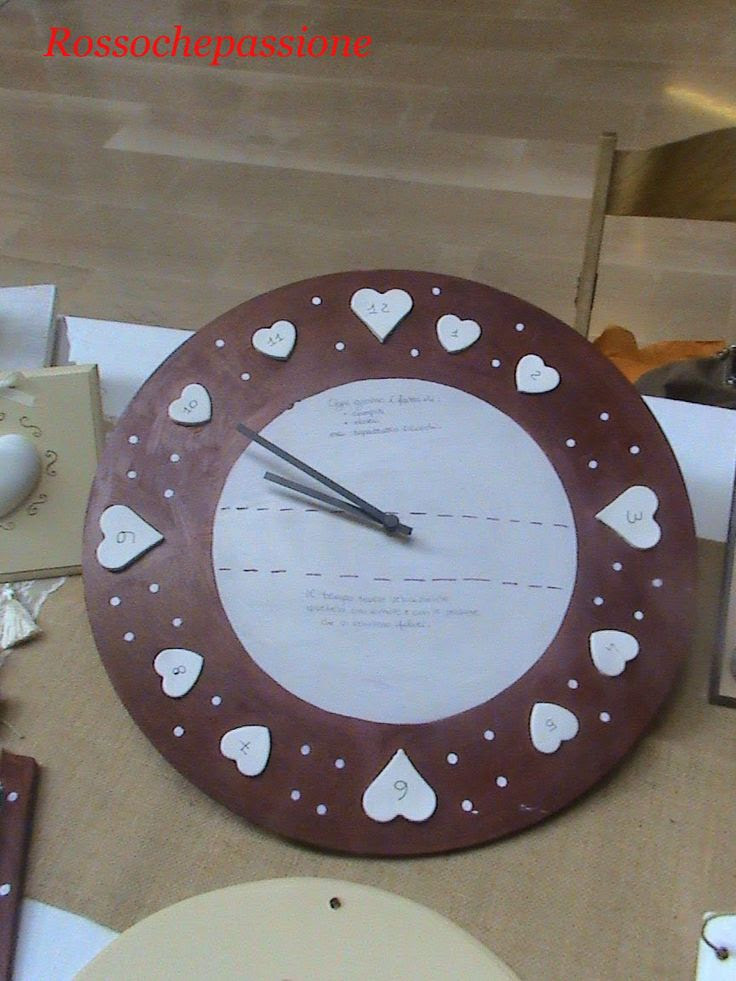 http://rossochepassione.blogspot.it/2014/03/orologio-country-diy.html