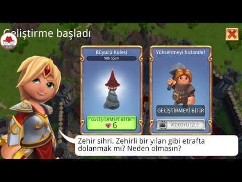 Royal Revolt 2 Android Strateji