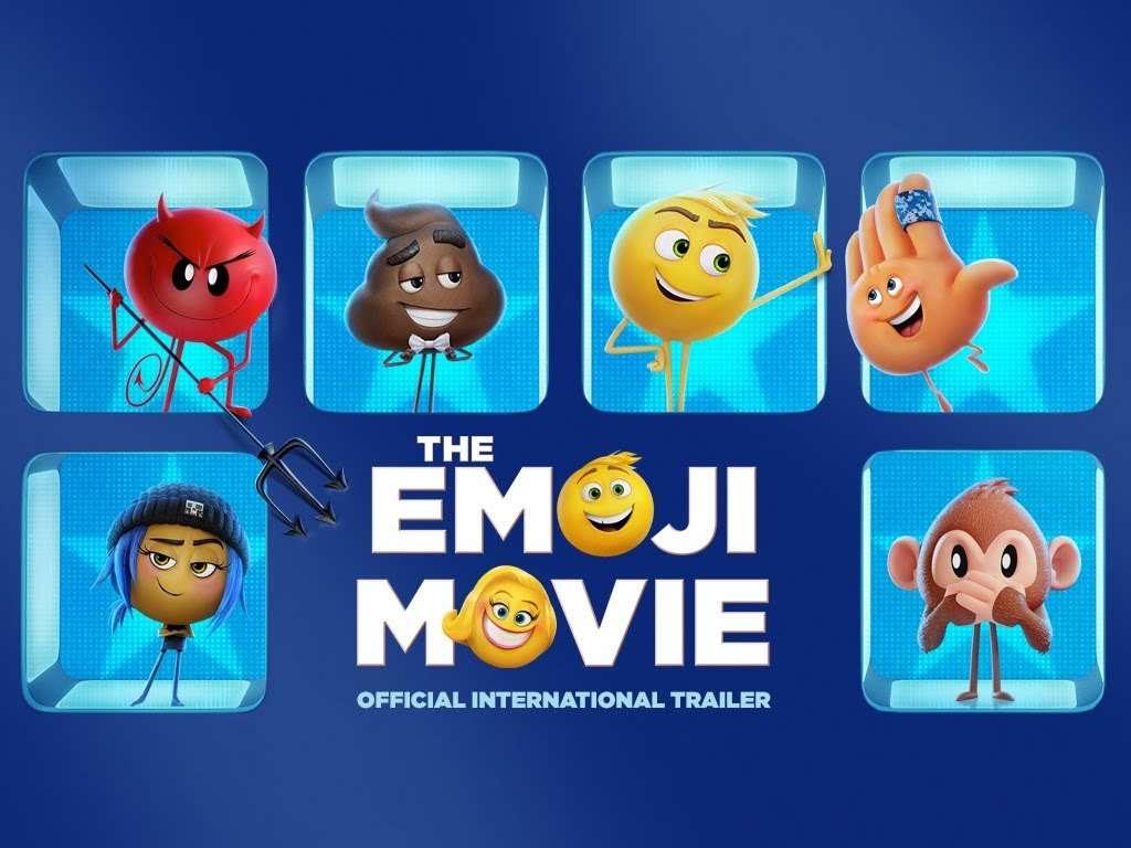 Emoji, Η Ταινία (The Emoji Movie) Quad Poster Πόστερ