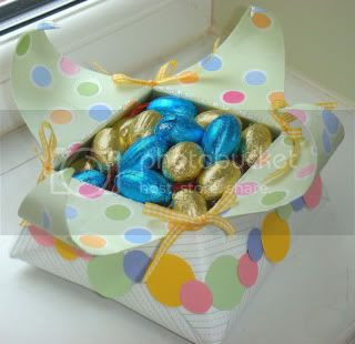 Caryn's Easter box 1