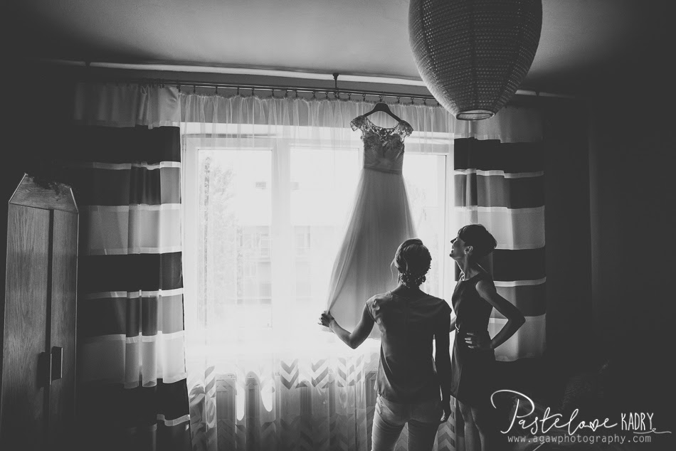pastelowe kadry zdjęcia ślubne