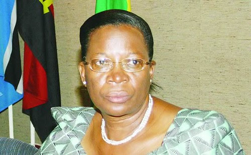Dr. Olivia Muchena, the Zimbabwe Minister of Women's Affairs, Gender and Community Development. by Pan-African News Wire File Photos