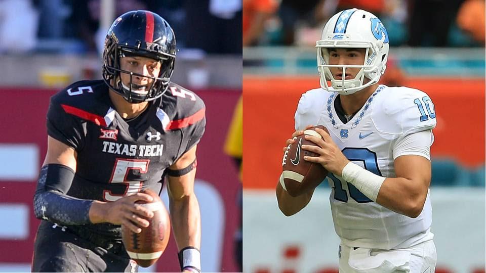 NFL draft spotlight: 2017 QB class is better than you think  NFL  Sporting News