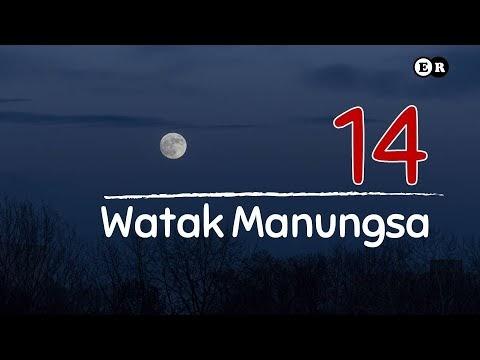 14 Watak Manungsa utawa Wong