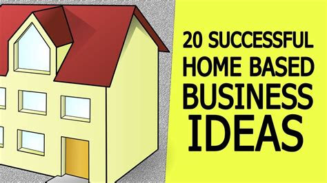 successful home based business ideas  india youtube