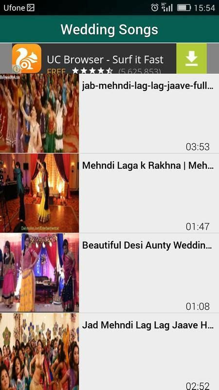 Mehndi Dance & Hindi MP3 Wedding Songs 2018 for Android