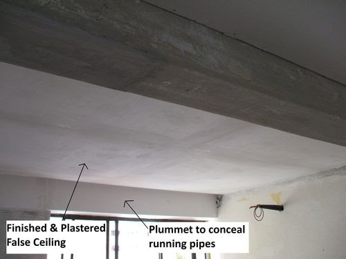 False Ceiling at Dining Area 1