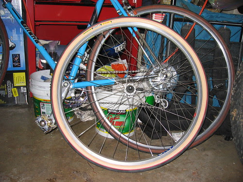 Front Wheel done