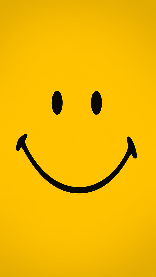 Smile iPhone Wallpaper HD