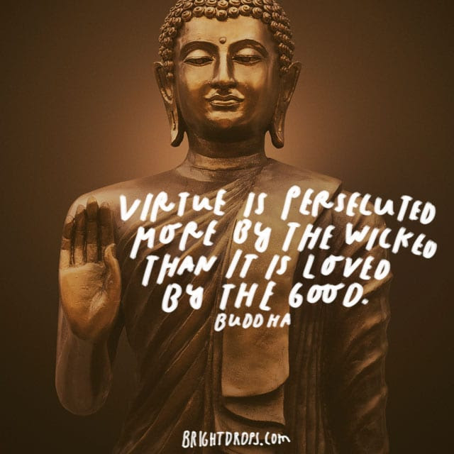 30 Famous Buddha Quotes On Life Spirituality And Mindfulness Bright Drops
