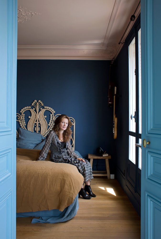 Le Bleu En Déco Le Nuancier Des Bleus Painttrade