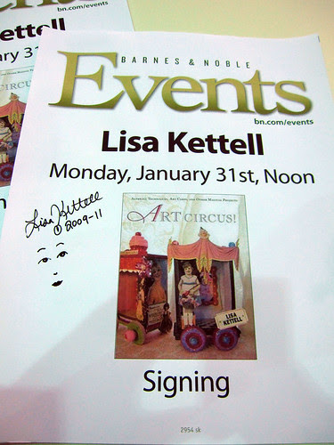 CHA Day 4: My Book Signing! 2