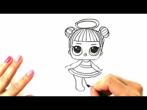 Lol Bebek Nasıl çizilir Boyama Sayfası смотреть онлайн на Hahlife