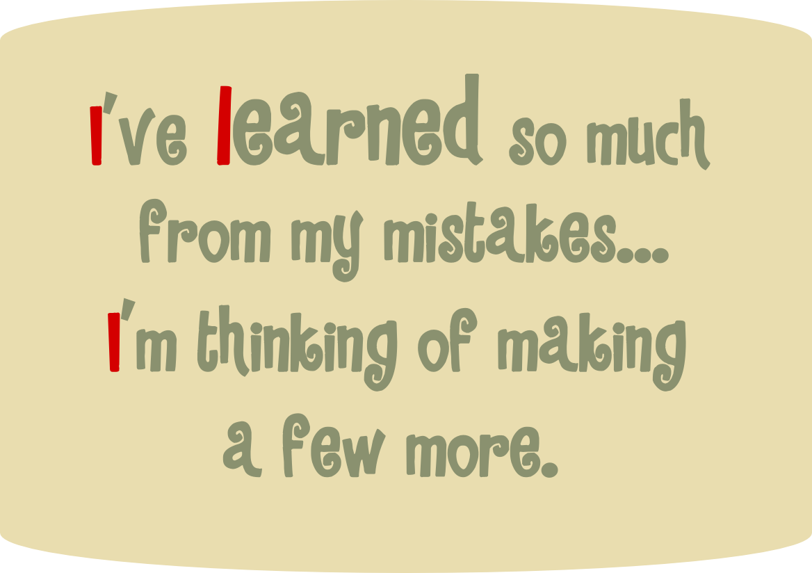 Funny Sayings Clipart