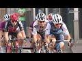 Vídeo de la durísima caída en el sprint final de la 7ª etapa del Giro Rosa 2020