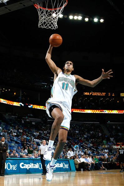 Marquinhos New Orleans Hornets (Foto: Getty Images)