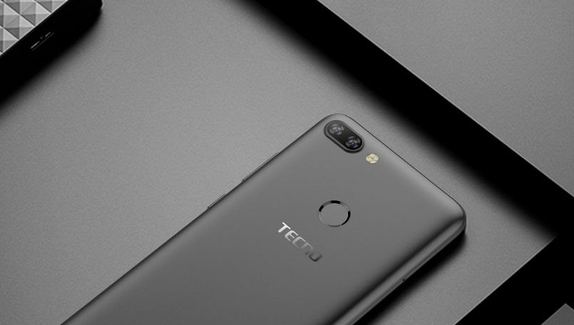 Tecno Camon I Twin: First Tecno Smartphone With Snapdragon CPU