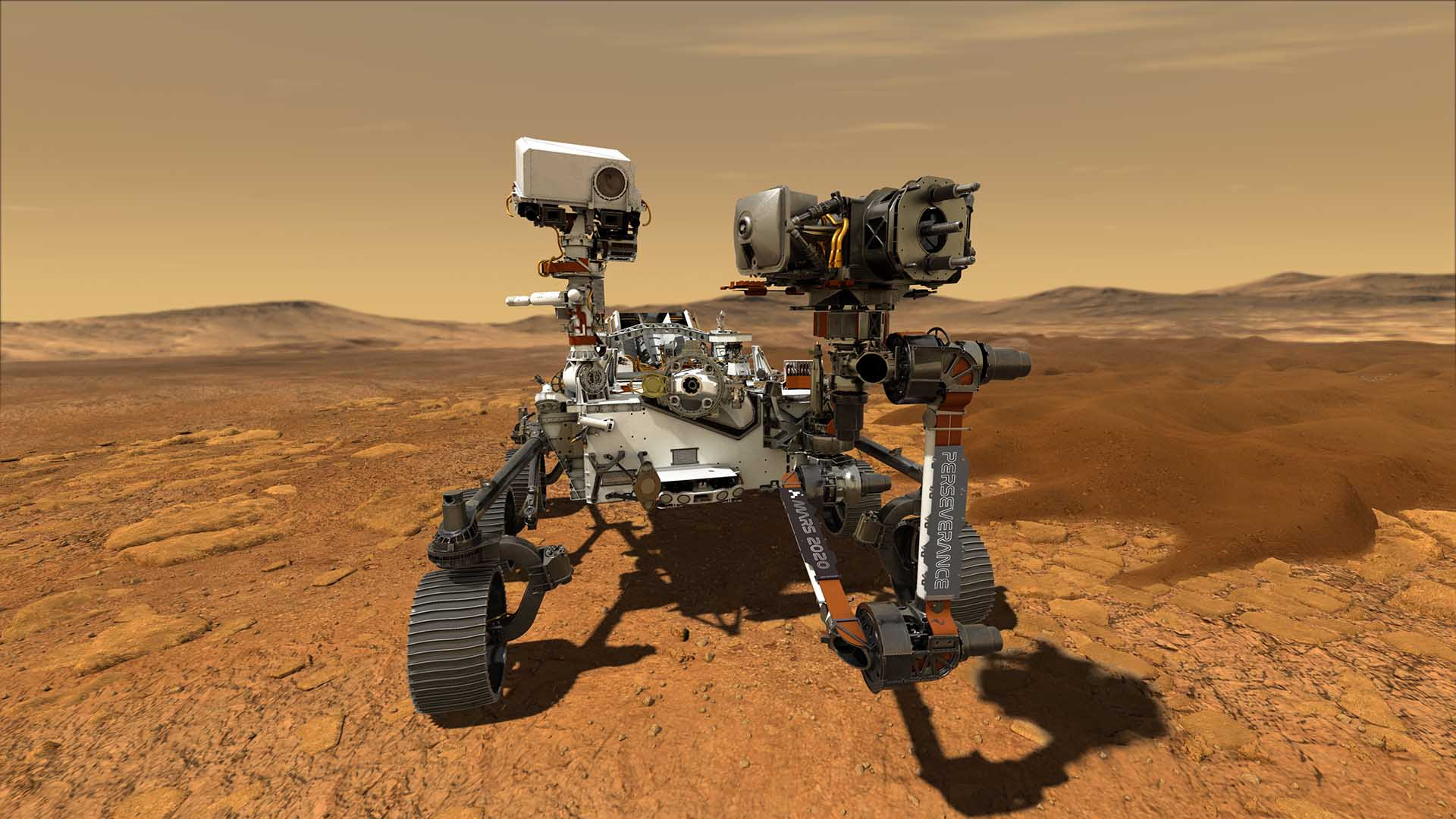 Nasa S Mars Rover Perseverance Still On Track For July Launch Images, Photos, Reviews